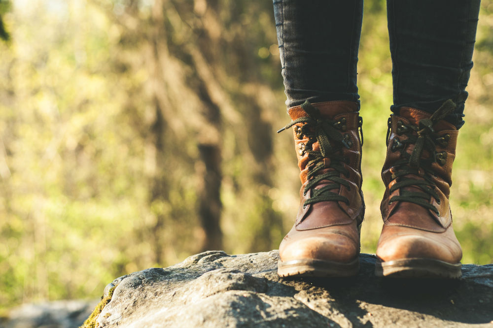 How to Tell if Hiking Boots are Too Big 2