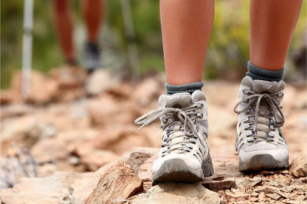 Difference Between Men and Women's Hiking Boots