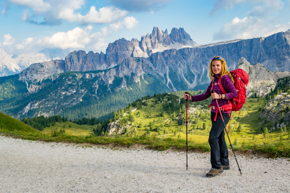 best hiking poles for women